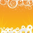 Royalty-Free Stock Imagen vectorial: Summer background