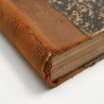 06 Antique Book — Stock Photo
