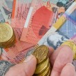 Royalty-Free Stock Photo: Australian Currency