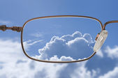 Clear Vision — Stock Photo