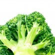 Foto Stock: Broccoli bottom view