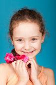 かわいい女の子 — ストック写真