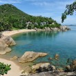 Lamai beach, Samui island, Thailand — Stock Photo #4299536