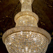Crystal chandelier — Stock Photo #4519619