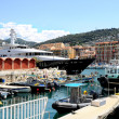 The harbour of Nice, France — Stock Photo