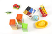 Different toys — Stock Photo