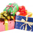 Royalty-Free Stock Photo: Pile of gifts