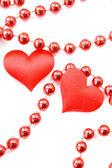 Couple hearts — Stock Photo