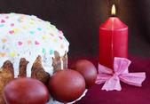 Paskalya kek — Stok fotoğraf