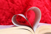 Love book — Stock Photo