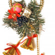 Christmas decoration — Stockfoto #3933347