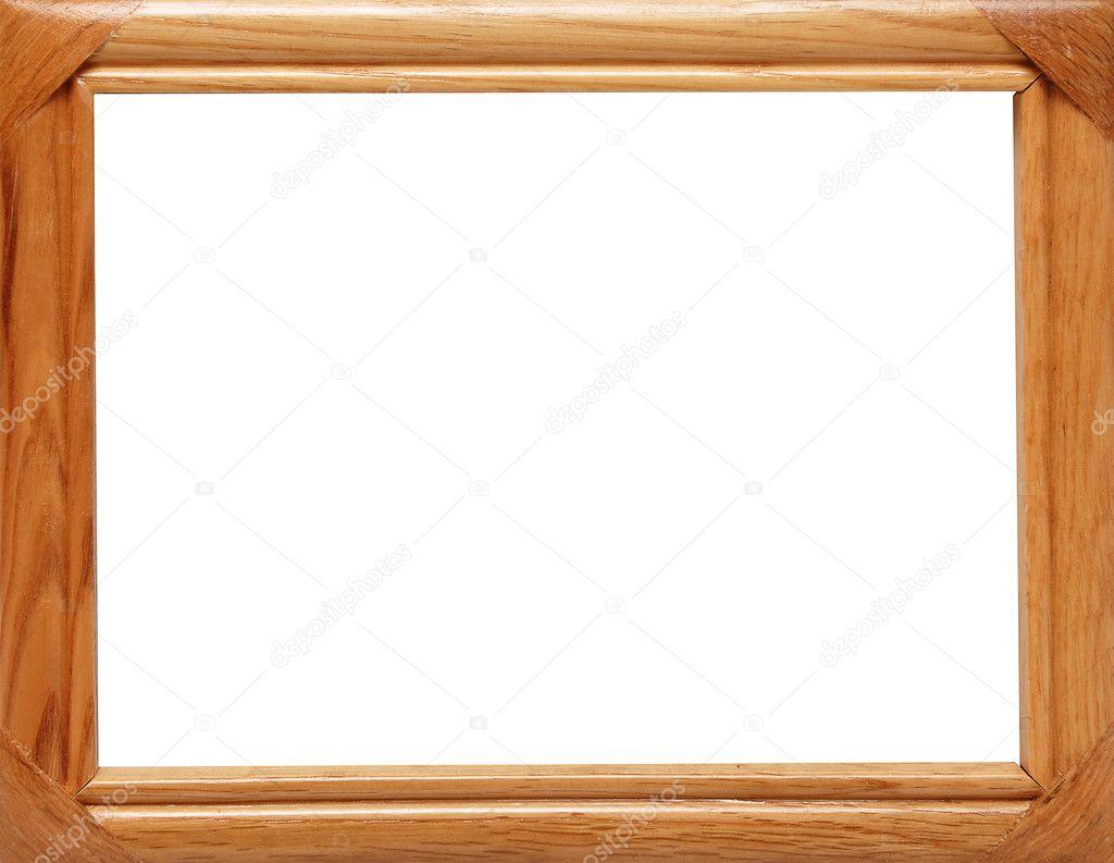 Marco de madera foto de stock inxti74 4108560 - Marcos de fotos madera ...