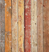 Texture of old wooden planks — Foto Stock