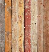 Konsistens av gamla träplankor — Stockfoto