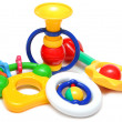Royalty-Free Stock Photo: Set of beautiful children\'s toys for the kids