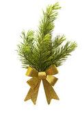 Decorated christmas — Stock Photo