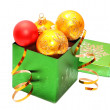 Christmas decoration — Stock Photo #4339966