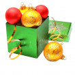 Christmas decoration — Stock Photo #4339968