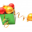 Christmas decoration — Stock Photo #4339974