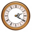 Stock Photo: Antique looking clock face