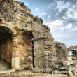 Ruin of Bodrum - Stock Photo