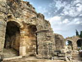 Ruin of Bodrum — Stock Photo