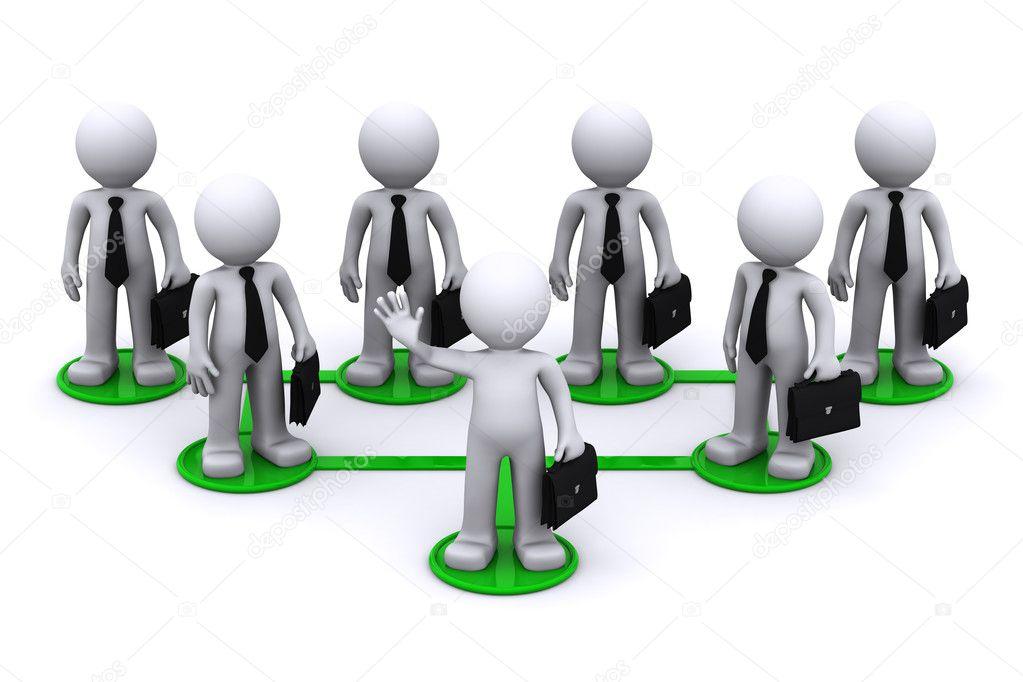 Business netzwerk verbindung konzept stockfoto kirillm for Business netzwerk