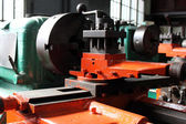 Industrial lathe — Stock Photo