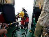 Diver. — Stock Photo