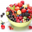 Fruit abundance - Stock Photo