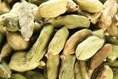 Cardamom seeds close up . — Stockfoto