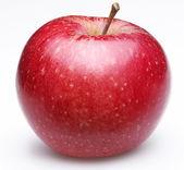 Ripe red apple. — Stock Photo
