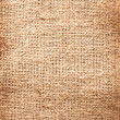 Image texture of burlap. — Stockfoto