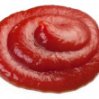 Ketchup portion - Stock Photo