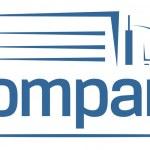 Heavy car transport logo — Stock Vector