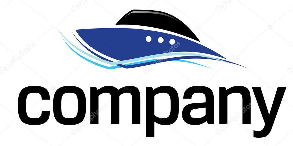 логотип для лодок