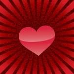Heart backgrounds — Stock Vector