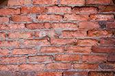 Ruined brickwork — Stock Photo