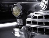 Russian retro-styled automobile — Stock Photo