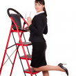 Ladder of success — Stock Photo #4386159