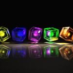 Cube — Stock Photo #4039851
