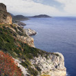 Stock Photo: Mani peninsula, southern Greece