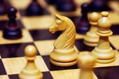 A game of chess — Stock Photo