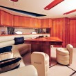 Stock Photo: Luxury yacht interior