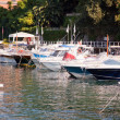 Moored Motorboats — Stock Photo #4273063
