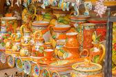 Ceramics Close-Up — Stock Photo