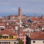 tetti veneziani — Foto Stock