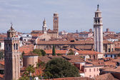 Venetian Rooftops — Stock Photo