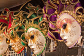 Maschere veneziane — Foto Stock