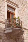 Balcony — Zdjęcie stockowe